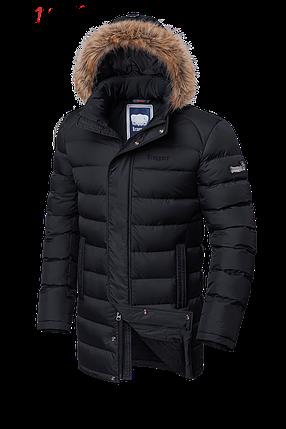 Мужская удлиненная зимняя куртка Braggart (р. 46-56) арт. 2372, фото 2