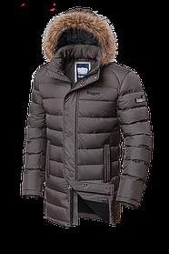 Длинная мужская зимняя куртка Braggart (р. 46-56) арт. 2372