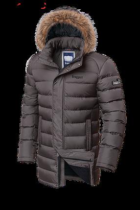Длинная мужская зимняя куртка Braggart (р. 46-56) арт. 2372, фото 2
