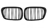 Решетка радиатора на BMW БМВ E39, стиль М5, черный