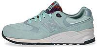 Женские кроссовки New Balance 999 Нью Баланс голубые