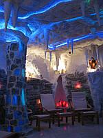 Рентабельность строительства  галокамеры ( солевой комнаты или пещеры )