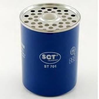 Фільтр масляний SCT ST 701, фото 2