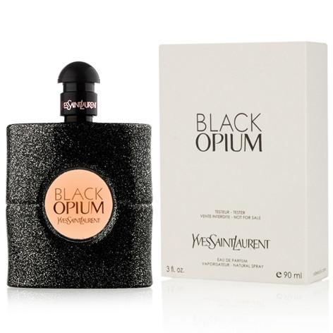 Женский тестер Yves Saint Laurent Black Opium (Ивсент Лоран Блэк Опиум)