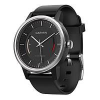 Фитнес часы Garmin Vivomove Sport Black with Sport Band