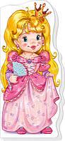 Принцессы и феи (рус) Книжка-картонка из серии Мальчишкам и девчонкам Ранок