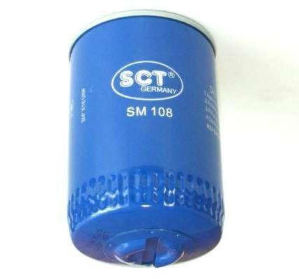 Фільтр масляний SCT SM 108