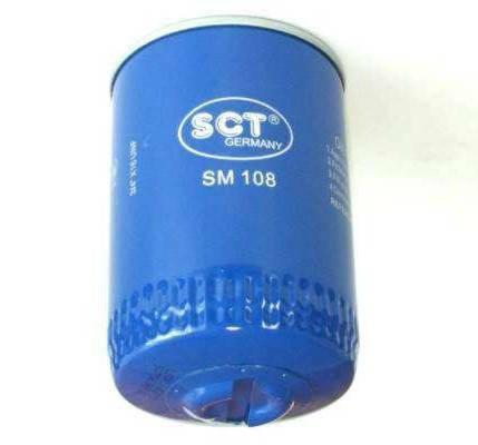 Фільтр масляний SCT SM 108, фото 2
