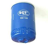 Фильтр масляный SCT SM 108