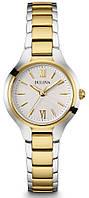 Женские классические часы Bulova 98L217