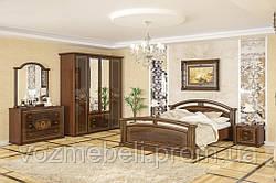 Спальня Алабама 4Д