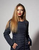Куртка демисезонная 2018. Цвет темно-синий