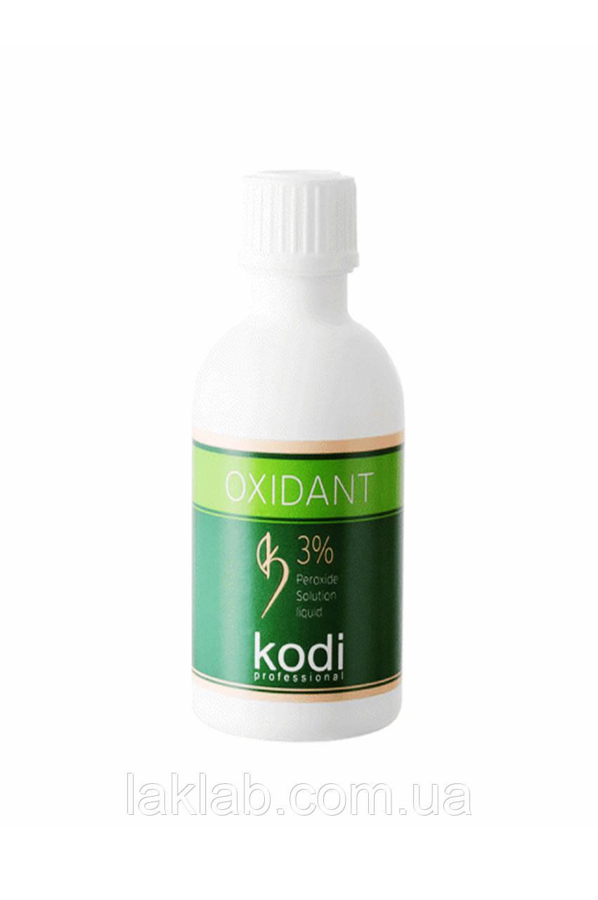 Оксидант для краски 3%,50 мл Kodi