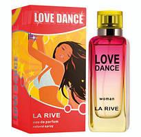 """Парфумована вода для жінок La Rive """"Love dance"""" (90мл.)"""