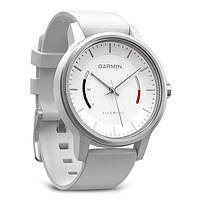 Фитнес часы Garmin Vivomove Sport White with Sport Band