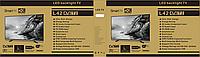 SMART L42 Телевизор 40 дюймов TV FHD HDMI с Т2 тюнером (1+8G) с EShare, фото 1