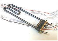 Тен LG и  Indesit/Ariston 2000 кВт L=230 мм широкая резина без отверстия (С00033055)