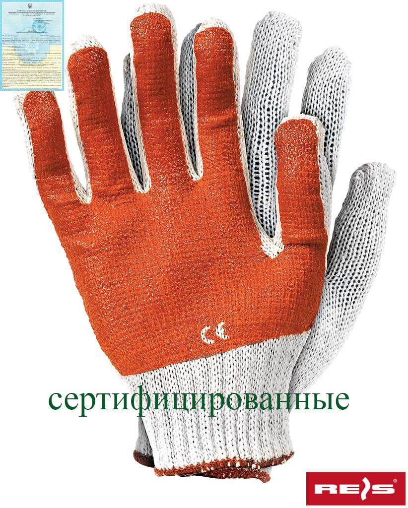 Захисні рукавички трикотажні RR WP