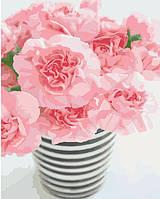 Картина по номерам Розовое чудо (KHO3007) 40 х 50 см [Без коробки], фото 1