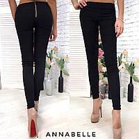 Низкие джинсы с молнией сзади бутылка, черный, джинс, бордо