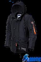 Модная мужская зимняя куртка Braggart (р. 46-56) арт. 3135R