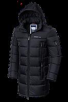 Мужская удлиненная зимняя куртка Braggart Dress Code (р. 46-56) арт. 2041