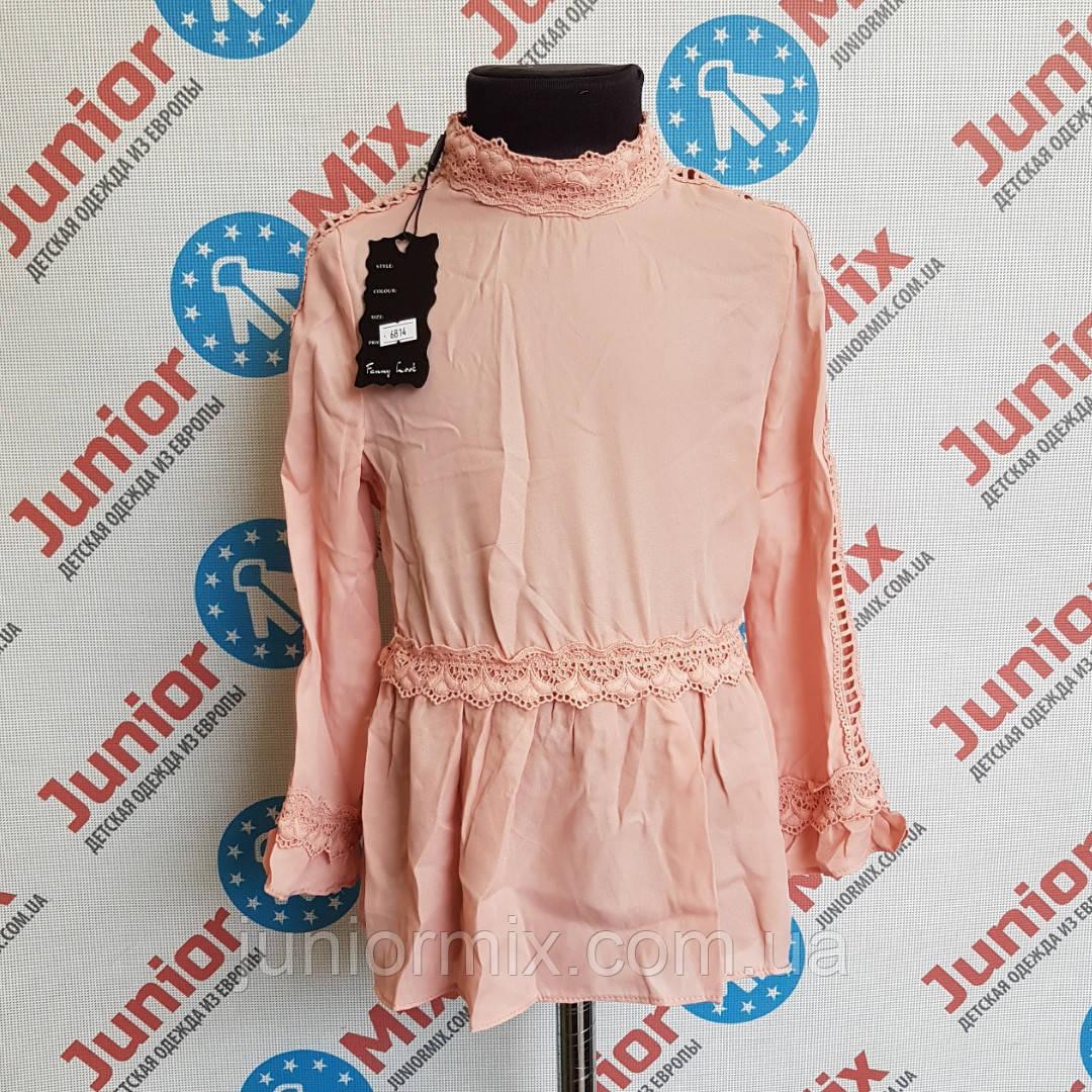 7fb68665308 Купить Детские цветные нарядные блузки для девочек оптом F L в ...