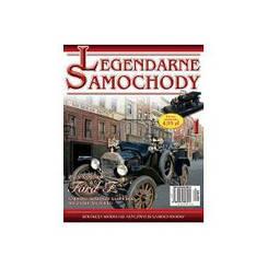 Модель Легендарные Автомобили (Amercom) №01 Ford T