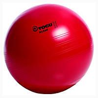 Красный фитнес мяч 55 см, TOGU MyBall