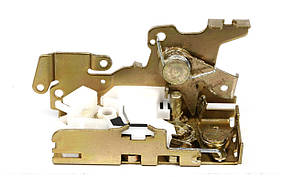 Замок боковой двери раздвижной левой задней MB Sprinter/VW LT 96-06, A7311, фото 2