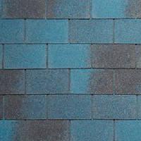 Битумная черепица Roofshield коллекция ФЕМИЛИ серия Американ цвет 41 синий
