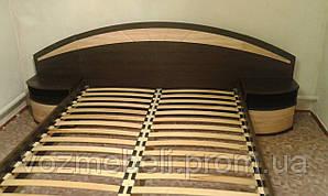Кровать Аляска 1,6 + ламель (МС)