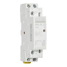 Контактор MK-N 2P 20A 2NO