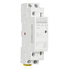 Контактор MK-N 2P 25A 2NO