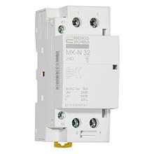 Контактор MK-N 2P 32A 2NO