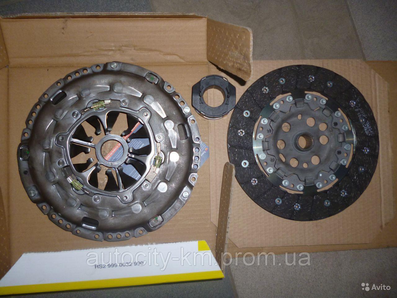 Комплект сцепления VW Caddy 3/T-5/B-6 1.9TDi/2.0TDi @230x28 LUK версия 623 3094 00
