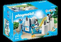 Конструктор Playmobil 9062 Бассейн для пингвинов