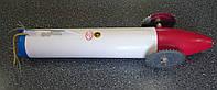 Торпеда для запуска сетей под лед пластиковая на аккумуляторе