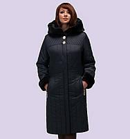 Женский зимний пуховик. Модель 122. Размеры 52-60