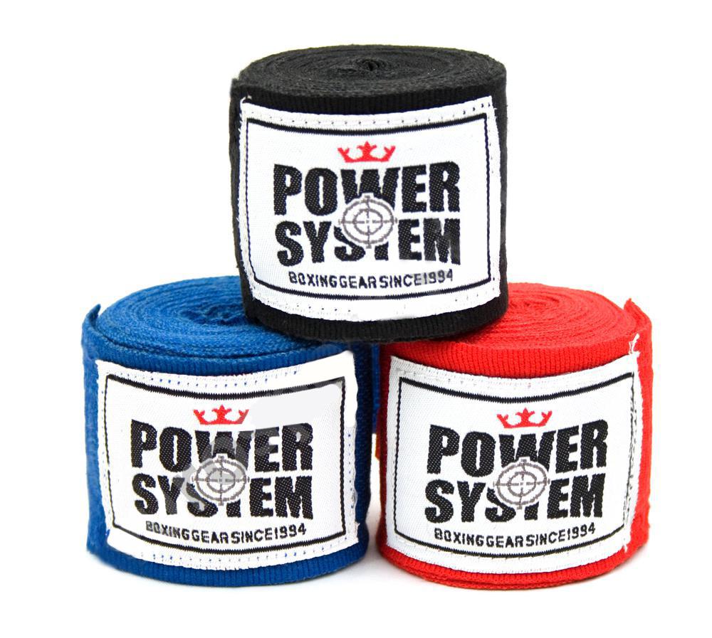 Боксерские бинты PS-3404 (2 шт.) Power System