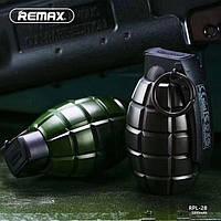 Внешний аккумулятор Remax Grenade Граната 5000mAh Olive