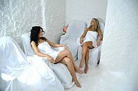 Спелеотерапия для SPA и Wellness, соляные комнаты