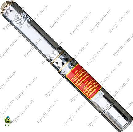 Насос скважинный Optima 4SDm3/10 кабель 50 м, фото 2