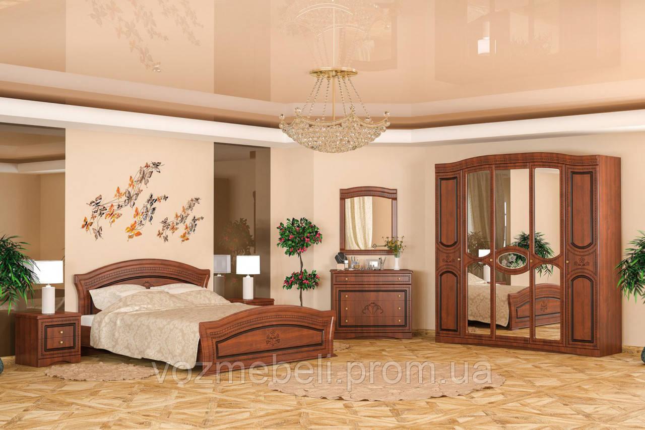 Спальня Мілано 4Д (МС)