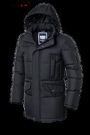 Зимняя мужская куртка Braggart (р. 46-56) арт. 2605 графит