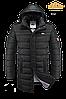 Мужская зимняя куртка удлиненная МОС арт. 0030