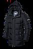 Мужская зимняя куртка удлиненная Braggart (р. 46-56) арт. 2526