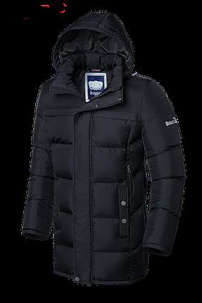 Мужская зимняя куртка удлиненная Braggart (р. 46-56) арт. 2526, фото 2