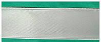 590201 Лента атласная (сатиновая) 2,5 см (белый)