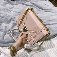 Сумка в стиле Dior Diorama sk258465 розовый